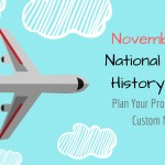 November Is National Aviation History Month- Plan Your Promotions With Custom Magnets