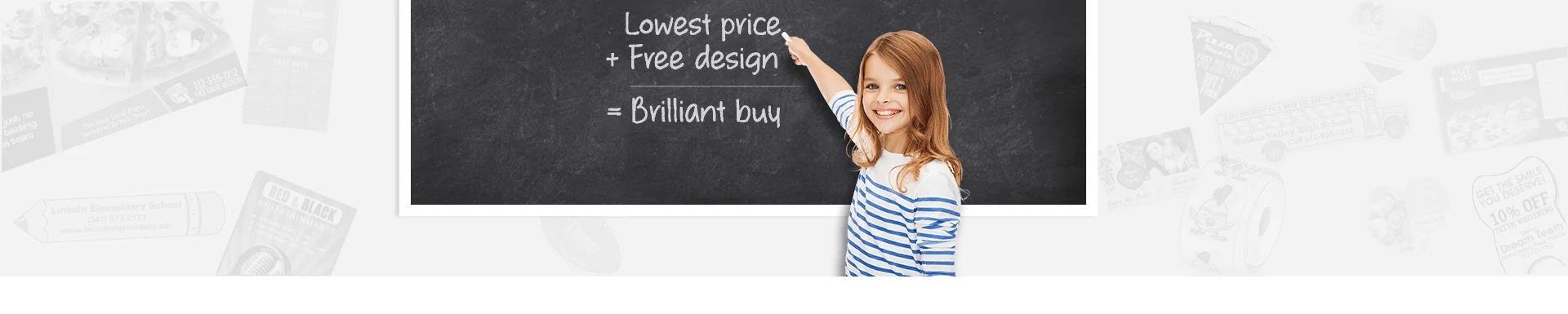 Lowest Price | Free Design